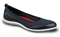 Revere - Charlotte - Navy - Women's Slip-On