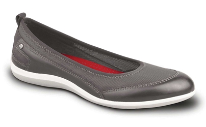 Revere - Charlotte - Pewter - Womens Slip-On