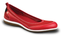 Revere - Charlotte - Red - Women's Slip-On