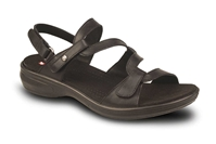 Revere - Miami - Black - Women's Sandal