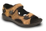 Revere Montana - Men's Sandal - Medium (D) - Extra Depth with Removable Foot Beds