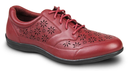 Revere - Orlando - Red - Women's Lace-Up