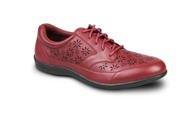 Revere - Orlando - Red - Womens Lace-Up