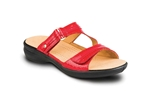 Revere Rio - Women's Sandal - Medium (B) - Wide (D) - Extra Depth with Removable Foot Beds
