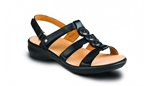 Revere Santiago - Women's Sandal - Medium (B) - Extra Depth with Removable Foot Beds