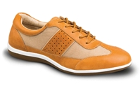 Revere - Seattle - Luggage/Tan - Women's Lace-Up