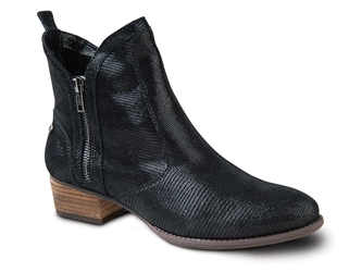 Revere - Siena - Black - Womens Boot
