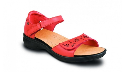Revere - Tuscany - Coral - Womens Sandal