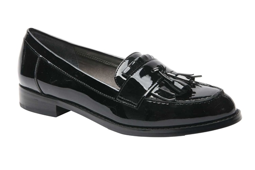 Black Patent Leather
