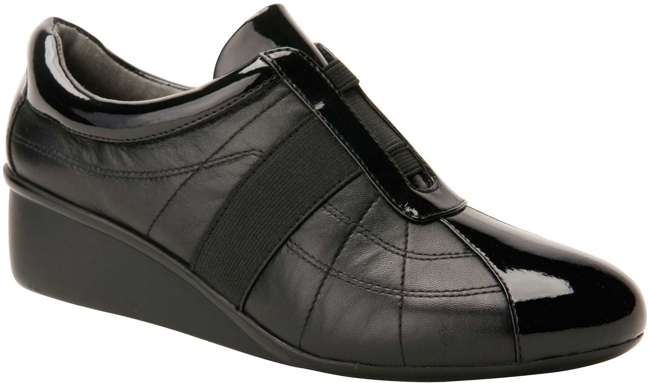 the ros hommerson slip on casual comfort shoe