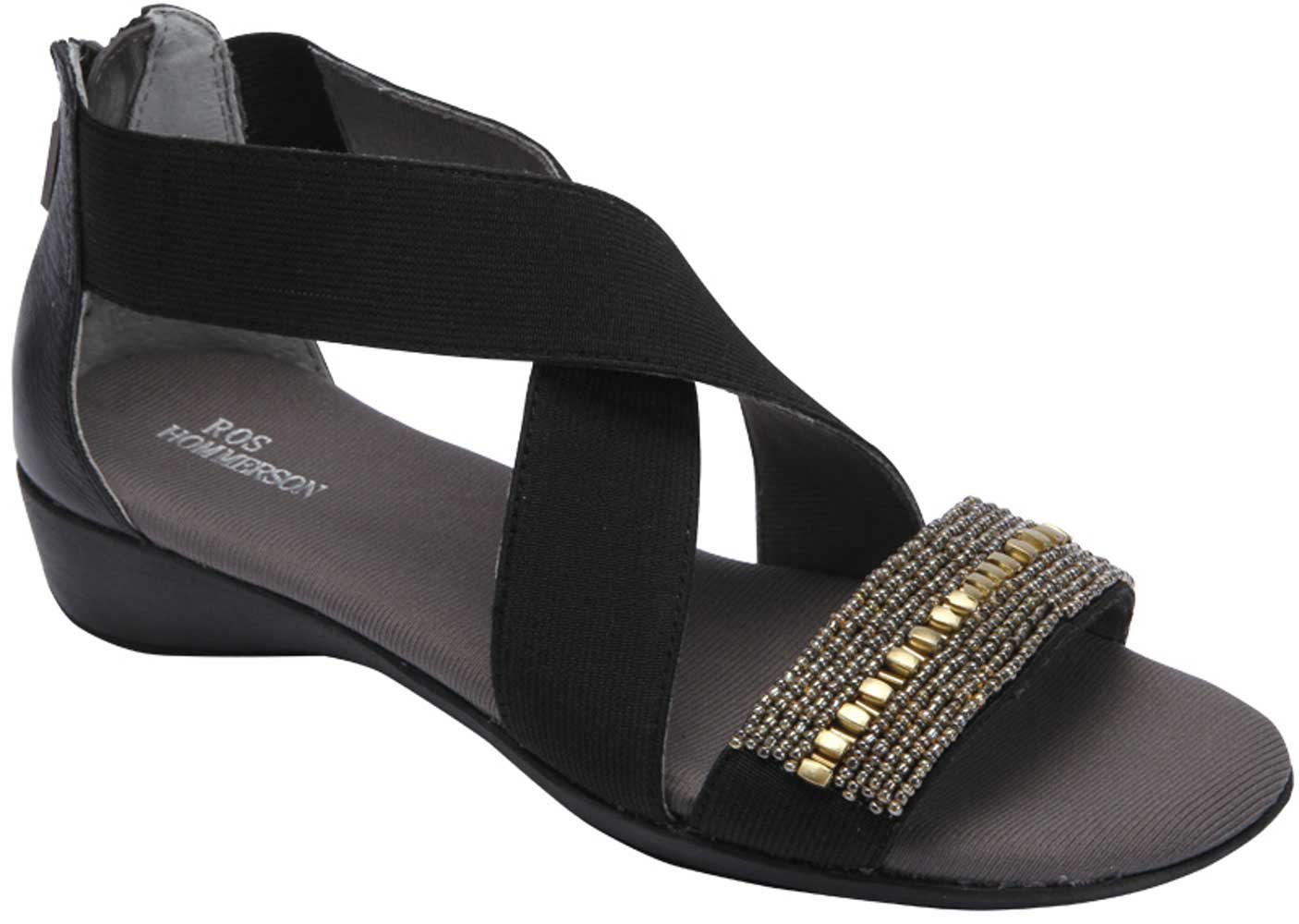 the ros hommerson mara 67003  slip on shoe  casual