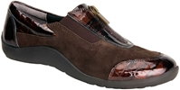 Ros Hommerson Nadia - Brown Suede Croc