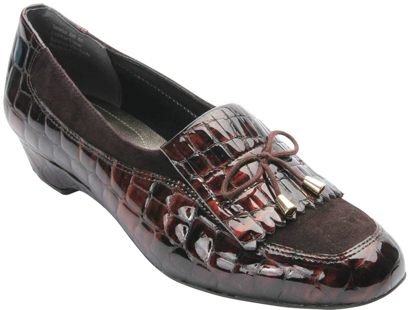 the ros hommerson teresa 74023 slip on shoe  casual
