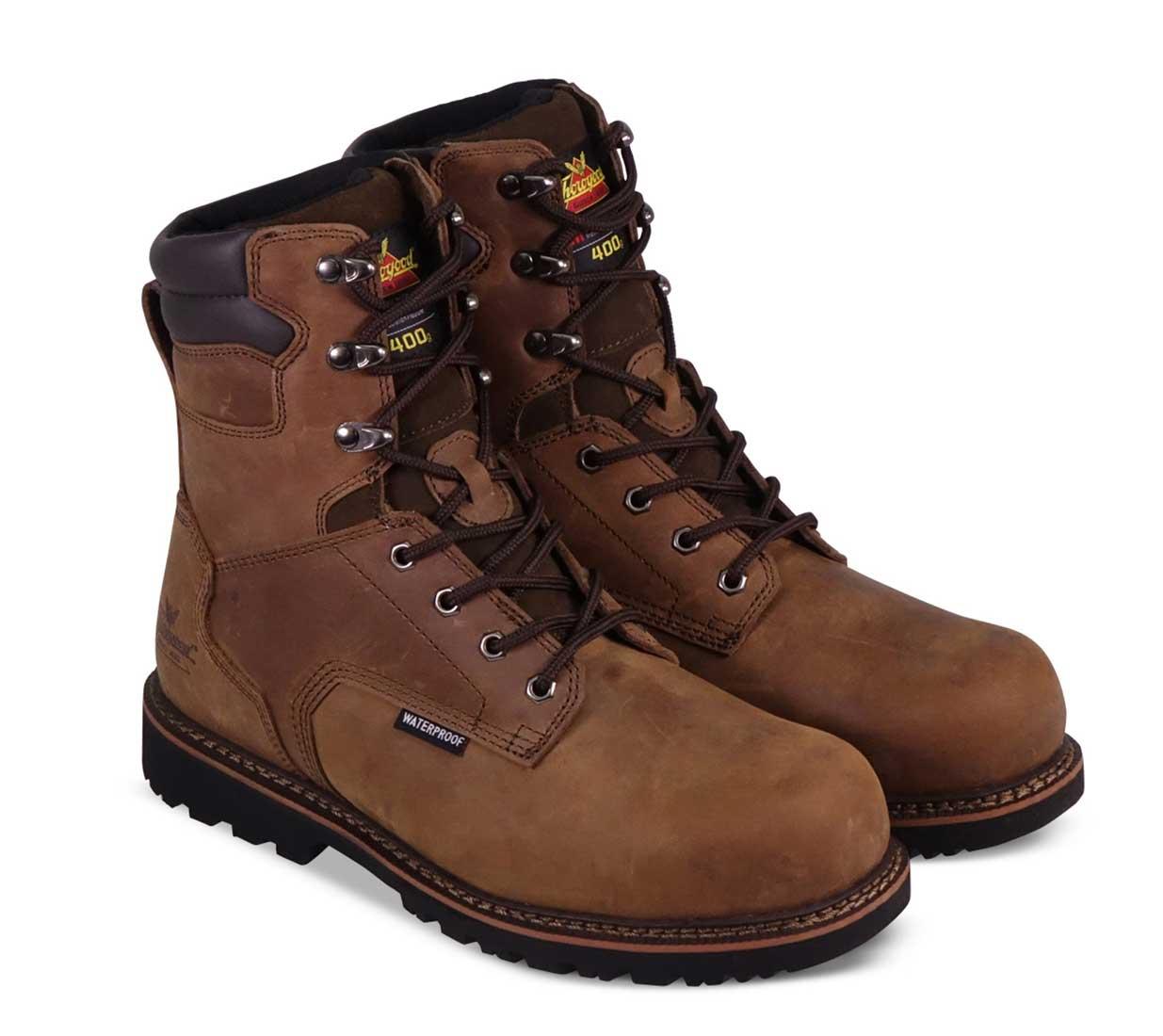 Thorogood Composite Toe Waterproof Hiker Work Shoes 804-6292