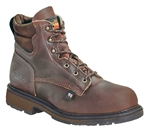 "Thorogood - 804-4203 - Men's 6"" Steel Toe Work Boot  (U.S.A. Made) - Narrow - X-Wide"