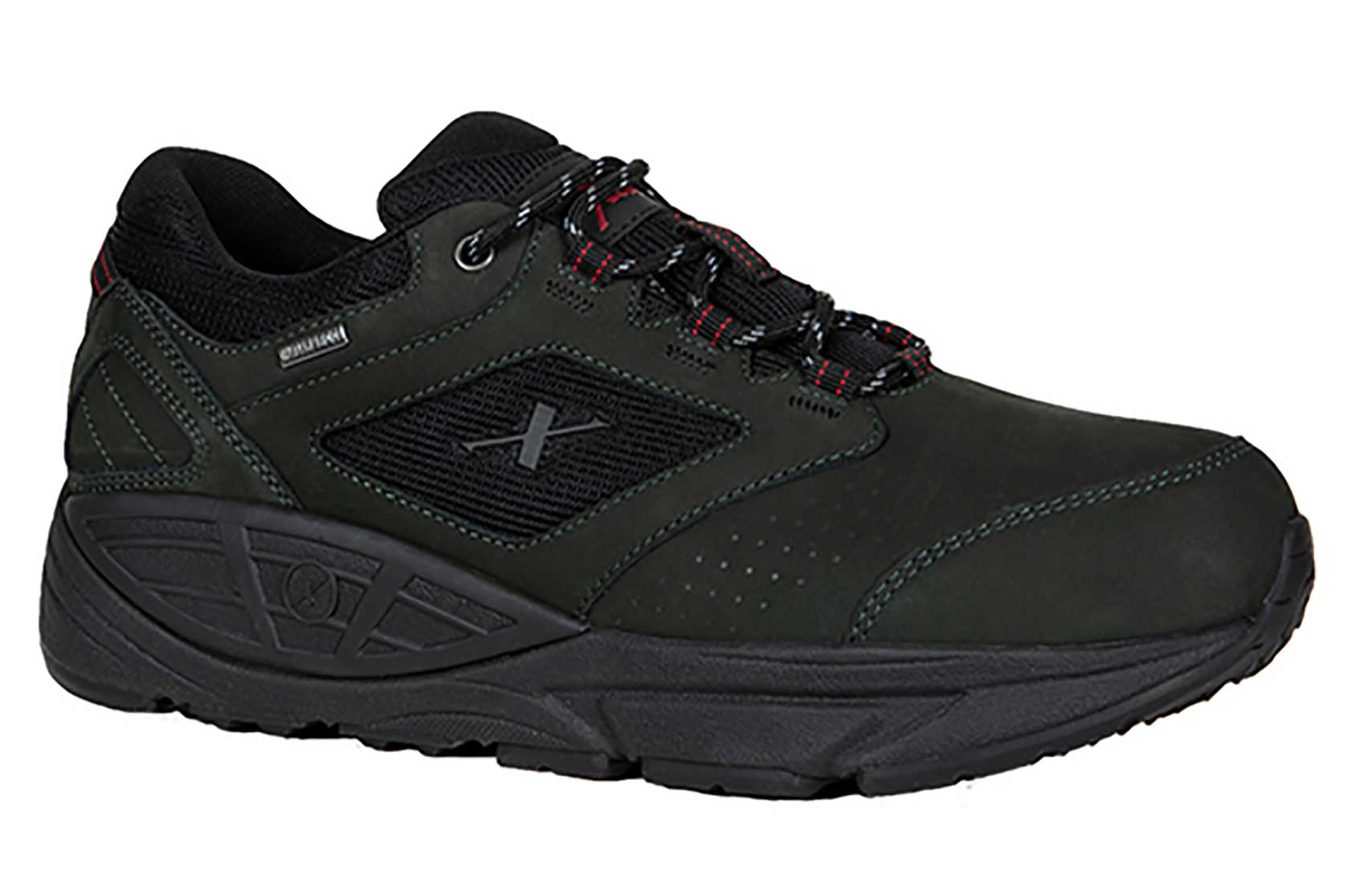 Xelero Hyperion II - Black - Outdoor Water proof Hiking and Athletic Shoe