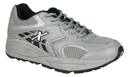 Xelero Matrix One - Grey/Black Sneaker and Athletic Shoe