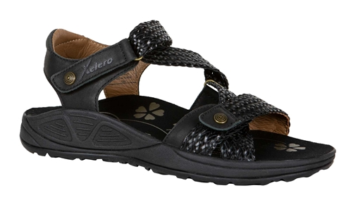Xelero Sandy - Casual Sandal - Black