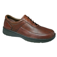 Drew Shoes - Arlington - Brown Leather - Casual Shoe