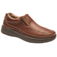 Drew Shoes - Bexley - Brown Leather - Casual, Dress