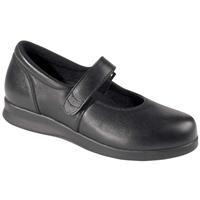 Drew Shoes - Bloom II - Black Leather - Casual, Dress