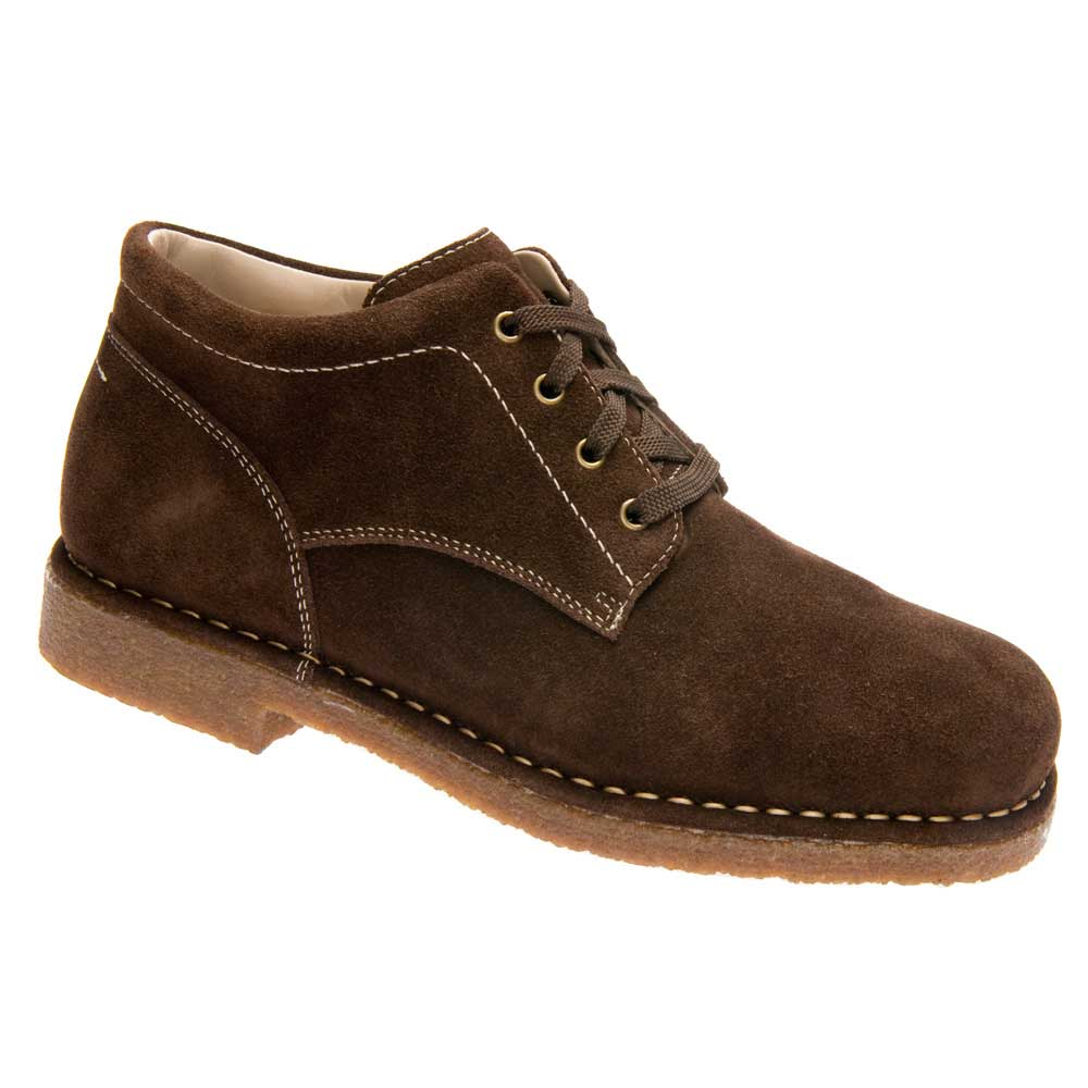 Drew Shoes - Bryan - Brown Suede - Boot and Casual