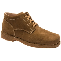Drew Shoes - Bryan - Tan Suede - Boot and Casual