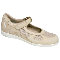 Drew Shoes - Delite - Bone Leather / Mesh - Casual Shoe
