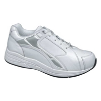Drew Shoes - Force - White Leather - Athletic Shoe