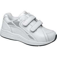 Drew Shoes - Force V - White Leather - Athletic Shoe