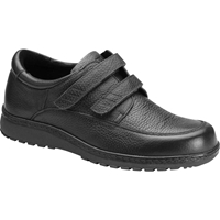 Drew Shoes - Franklin - Black Leather - Casual Shoe