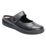 Drew Shoes - Juniper - Black Calf Leather - Casual, Dress