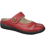 Drew Shoes - Juniper - Red Calf Leather - Casual, Dress