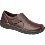 Drew Shoes - Kay - Brown Full Grain Leather - Casual, Dress