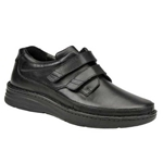 Drew Shoes - Mansfield - Black Leather - Casual Shoe