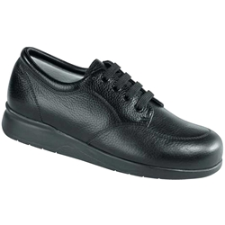 Drew Shoes - New Villager - Black Leather - Casual, Dress