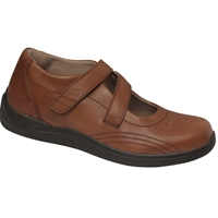 Drew Shoes - Orchid - Tan Full Grain Leather - Casual, Dress