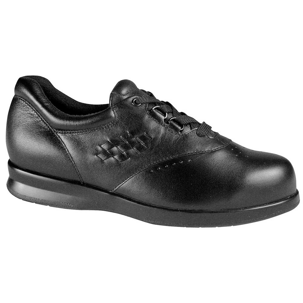 Drew Shoes - Parade II - Black Leather - Casual, Dress