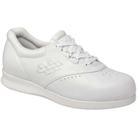 Drew Shoes - Parade II - White Leather - Casual, Dress