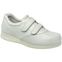 Drew Shoes - Paradise II - White Leather - Casual, Dress
