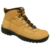 Drew Shoes - Rockford - Wheat Nubuck Leather - Boot Shoe