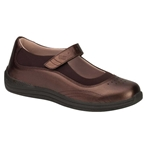 Drew Shoes - Rose - Copper Metalic Leather - Casual, Dress