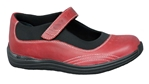 Drew Shoes - Rose - Red Full Grain Leather - Casual, Dress