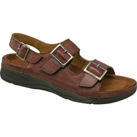 Drew Shoes - Sahara - Brown Leather - Sandal