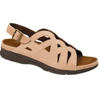 Drew Shoes - Sandy - Sand Nubuck Leather - Sandal