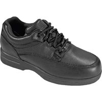 Drew Shoes - Traveler - Black Leather - Casual Shoe