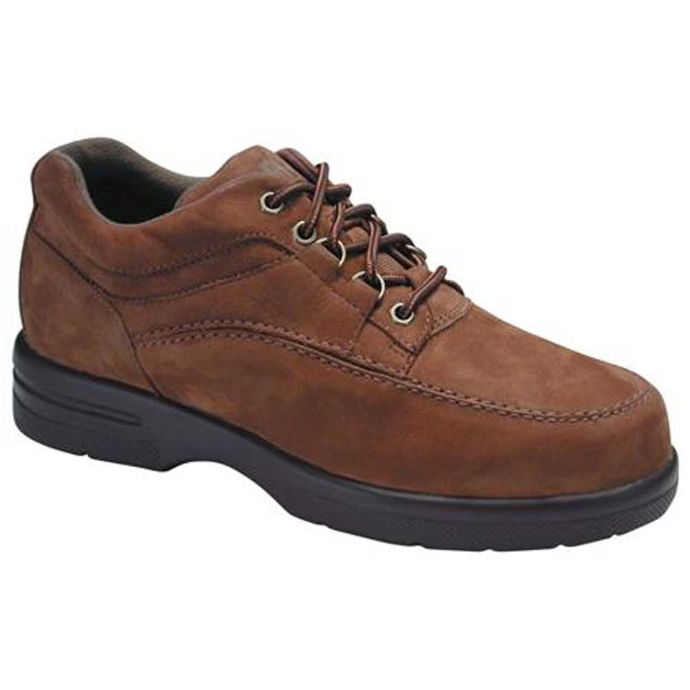 Drew Shoes - Traveler - Brown Nubuck Leather - Casual Shoe