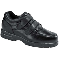 Drew Shoes - Traveler V - Black Leather - Casual Shoe