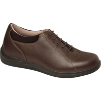 Drew Shoes - Tulip - Brown Full Grain Leather - Casual, Dress