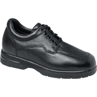 Drew Shoes - Walker II - Black Leather - Casual Shoe